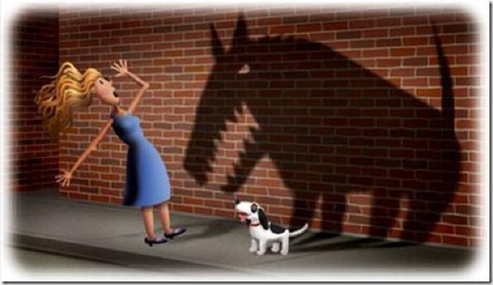 Анти-страх, как идти к своим целям вопреки страху.