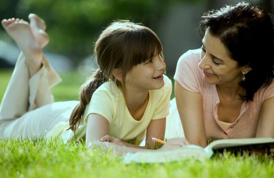 Как научить детей быть счастливыми и успешными